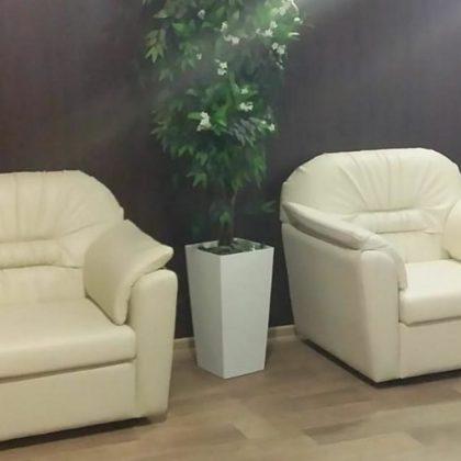 Кресло офисное Премьер в Softar 001