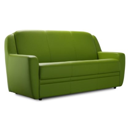 """Офисный диван """"Бостон"""" трехместный, зеленый"""