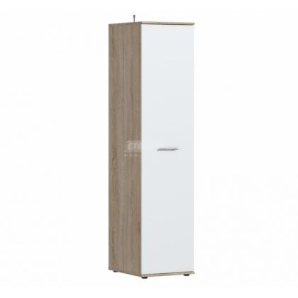 Мамбо СБ-2677 Шкаф 1-о дверный - 1