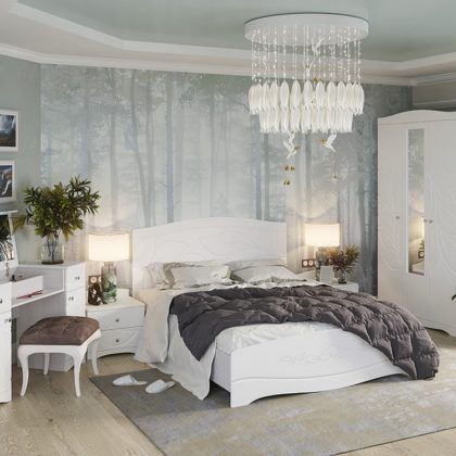 "Модульная спальня ""Флора"""