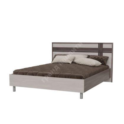 """Кровать двухспальная 1,6 м """"Презент"""""""