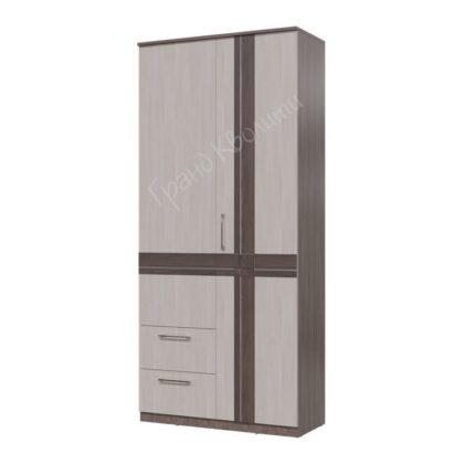 """Шкаф 2х дверный с ящиками """"Презент"""""""
