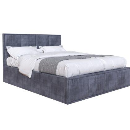 """Кровать мягкая 1,6 """"Октавия"""" стандарт, вар.1"""