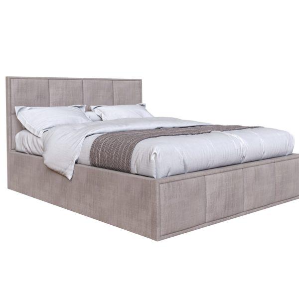 """Кровать мягкая 1,6 """"Октавия"""" стандарт, вар.2"""