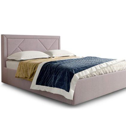 """Кровать мягкая 1,6 """"Сиеста"""" стандарт, вар.1"""