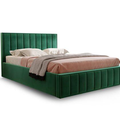 """Кровать мягкая 1,6 """"Вена"""" стандарт, вар.1"""