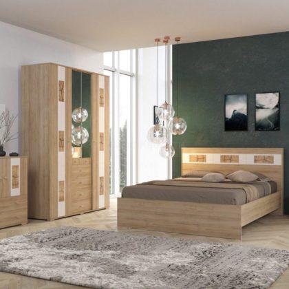 """Модульная спальня """"Бавария"""""""