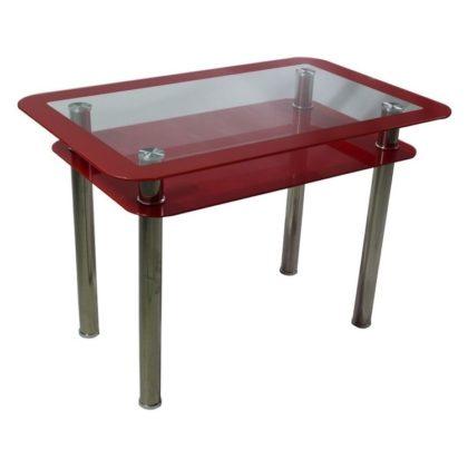 Стол обеденный DТ 241, красный