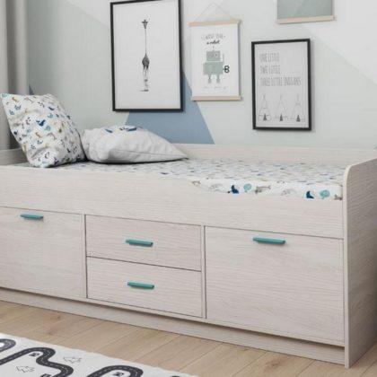 Кровать двухъярусная Каприз-18 без рисунка КПР.18