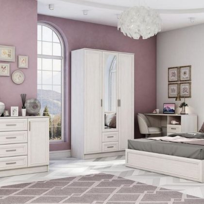Модульная спальня Принцесса