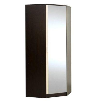 Шкаф угловой с зеркалом Ника Н-3