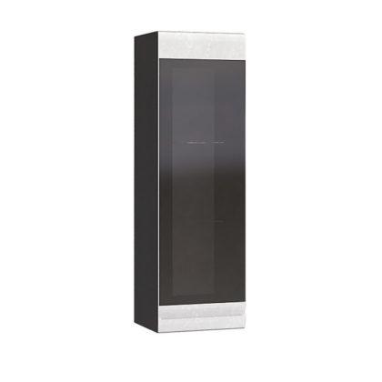 "Шкаф со стеклом ""Бруклин"" ШКМ-01"