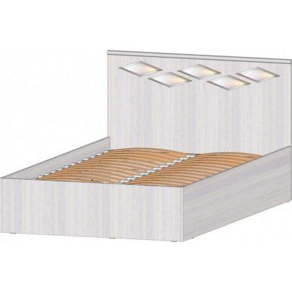 """Кровать двуспальная 1,2 м с подъёмный механизмом """"Диана"""""""