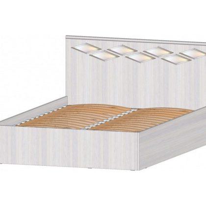 """Кровать двуспальная 1,4 м с подъёмный механизмом """"Диана"""""""
