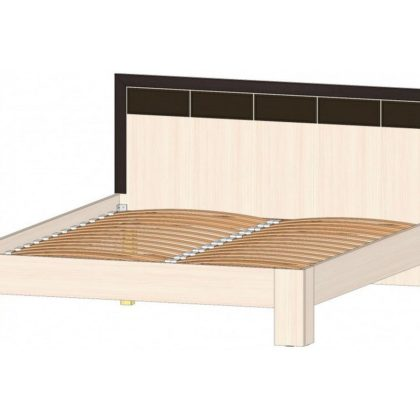 """Кровать двуспальная 1,6 м """"Венеция"""""""