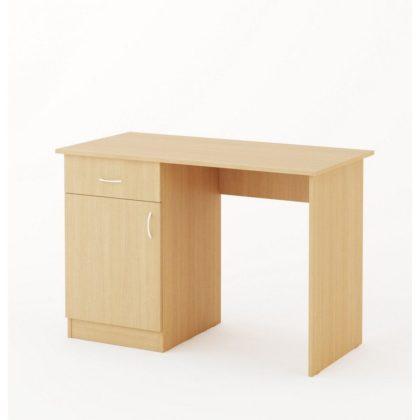 Стол письменный СП-01 беленый дуб