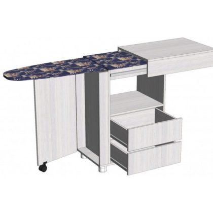 Стол с гладильной доской большой анкор
