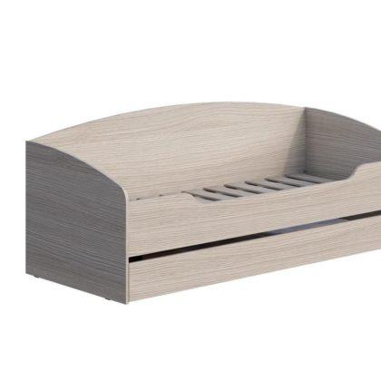 """Кровать детская 0.8м """"Мийа-3А"""" КР-002"""