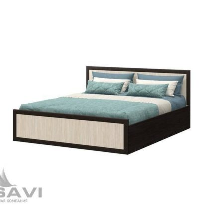 """Кровать двуспальная 1,2м """"Модерн"""""""