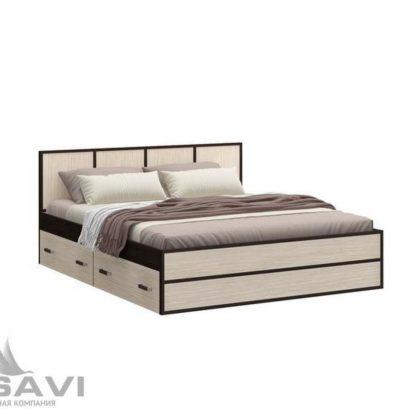 """Кровать двуспальная 1,4 м """"Сакура"""""""
