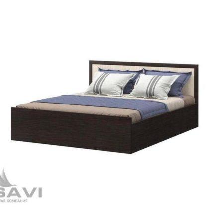 Кровать двуспальная 1,6 м «Фиеста»