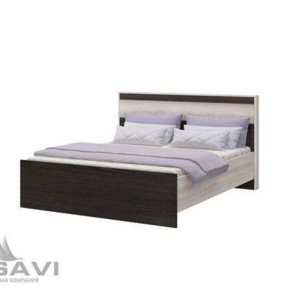 """Кровать двуспальная 1,6 м """"Гранд"""""""