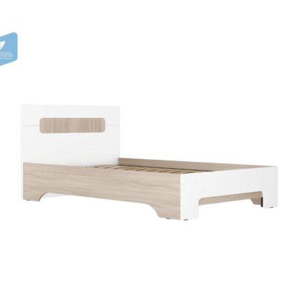 """Кровать двуспальная 1.6м """"Палермо-3"""" КР-004 с ортопедом"""