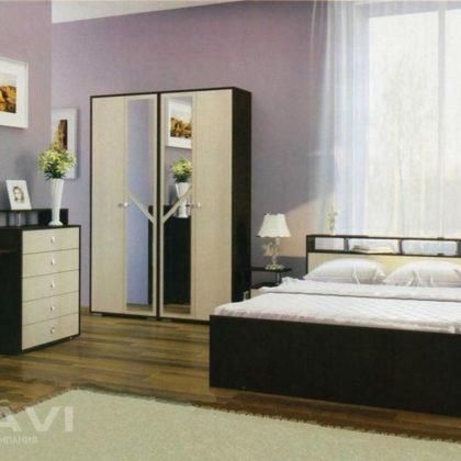 Модульная спальня «Соломея»