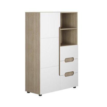 Шкаф 1 створчатый комбинированный «Палермо-3/Юниор» ШК-019