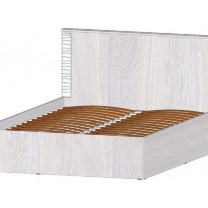 """Кровать двуспальная 1.4м """"Ривьера"""" с подъемным механизмом"""