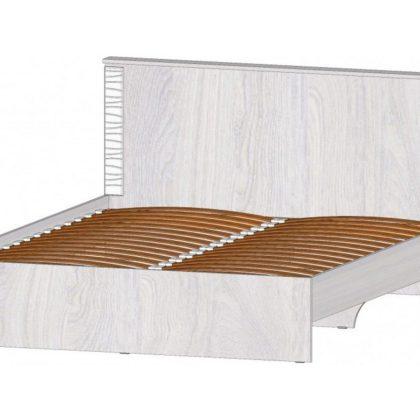 """Кровать двуспальная 1.6м """"Ривьера"""""""