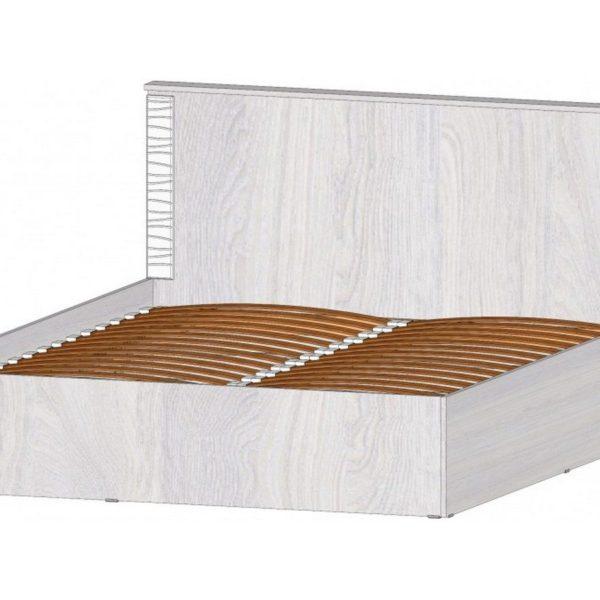 """Кровать двуспальная 1.6м """"Ривьера"""" с подъемным механизмом"""
