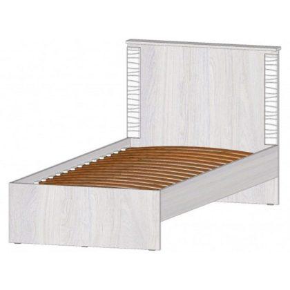 """Кровать односпальная 0.9м """"Ривьера"""""""