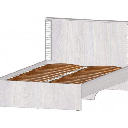 """Кровать односпальная 1.2м """"Ривьера"""""""