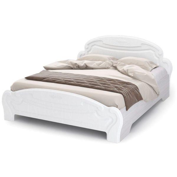 """Кровать двуспальная с подъем. мех. КР-041 """"Медина"""" 1,4 м"""