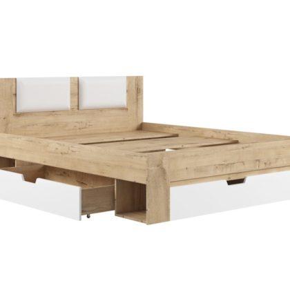 """Кровать двухспальная """"Марли"""" МКР 1600.1"""