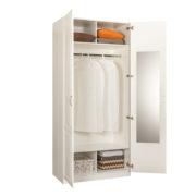 """Шкаф для одежды """"Ливерпуль"""" 13.134-1"""