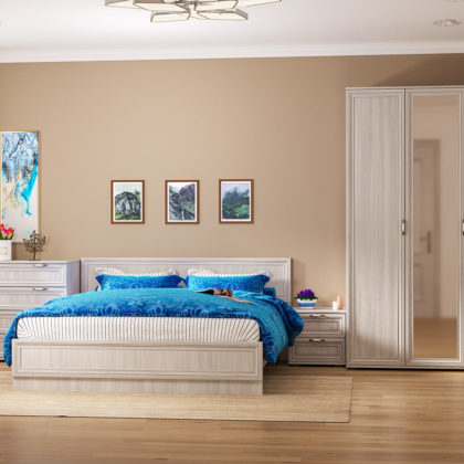 Модульная спальня «Бьянка»