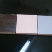 Цвета корпуса столов