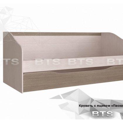 """Кровать с ящиком """"Паскаль"""" (BTS)"""