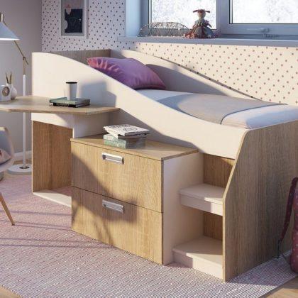 """Кровать детская """"Скаут NEW"""""""