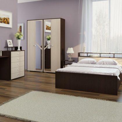 Модульная спальня «Саломея»