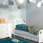 Кровать детская «Томас» 11.26  uno2