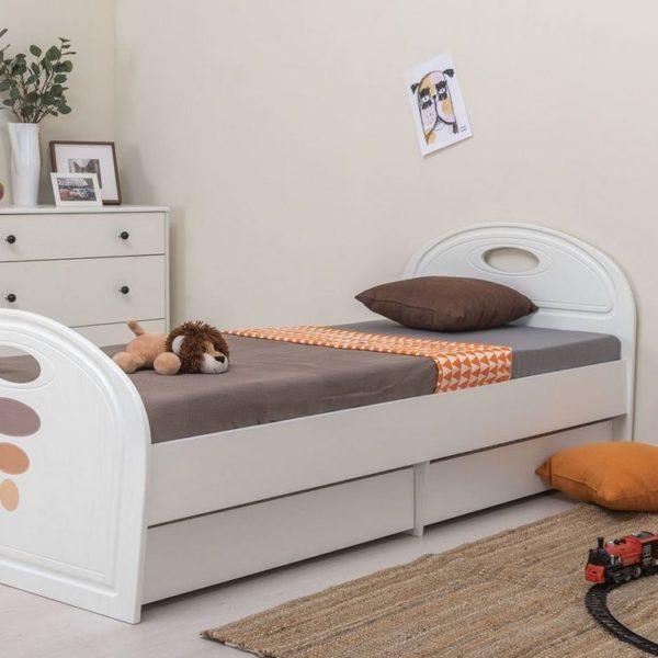 Детская кровать «Нордик» 11.25
