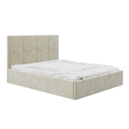 """Кровать двуспальная с подъем. мех. """"Куба"""" 1,6 м"""
