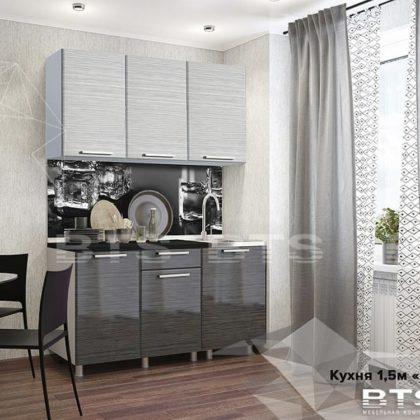 """Кухонный гарнитур """"Титан"""" 1,5 м"""