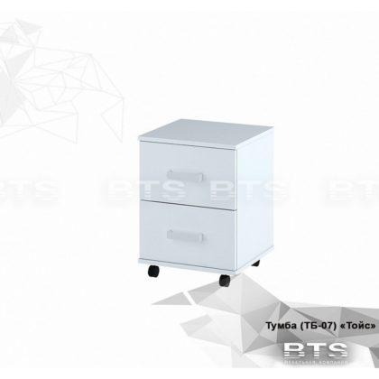 "Тумба ""Тойс"" ТБ-07 (BTS)"