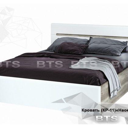 """Кровать двуспальная 1,6м """"Наоми"""" КР-11"""