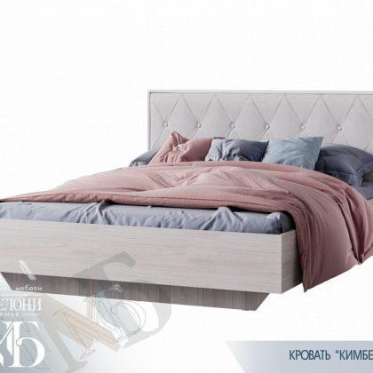 """Кровать двуспальная """"Кимберли"""" КР-13"""