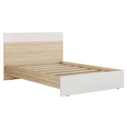 """Кровать двуспальная КР-44 """"Лайт"""" 1,4 м"""